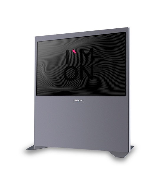 Retail Display lcd HB Front Window - 75 landscape Imecon