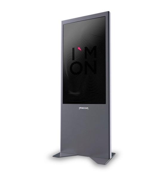 Retail Monitor lcd SB - 75 - portrait  Imecon